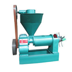 Semi Automatic Soybean Oil Expeller