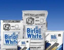 Birla White Cement, Packaging Type: Hdpe