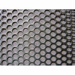 Perforated Sheets, For Industrial And Defence
