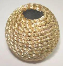 Golden Fancy Buttons
