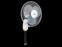 White Steel Luminous Kraze Plus Wall Fan