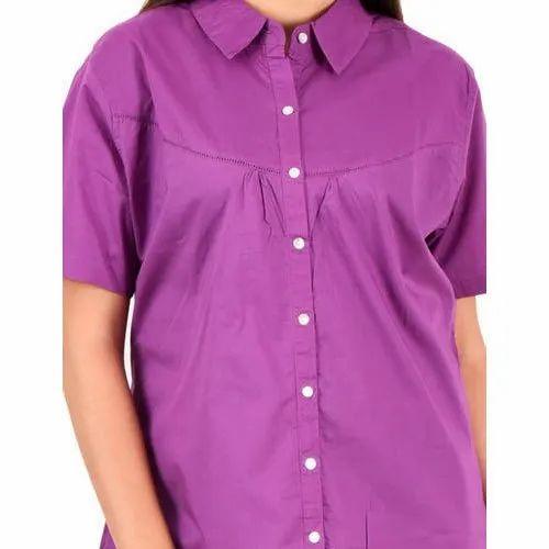 Ladies Woven Shirt