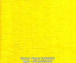 Yellow Color Chatai Paper