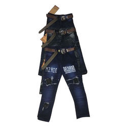Denim Boys Party Wear Riped Jeans