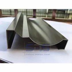 Stainless Steel Custom Profiles