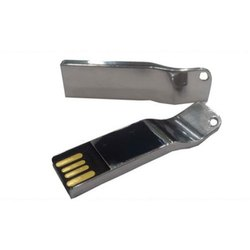 Slim Metal Pen Drive