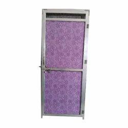 Designer Bathroom Aluminium Door