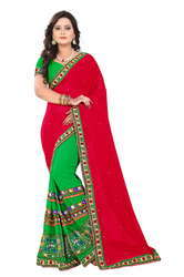 Riva 30 Georgette Saree