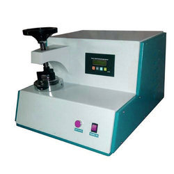 Paper Bursting Strength Tester