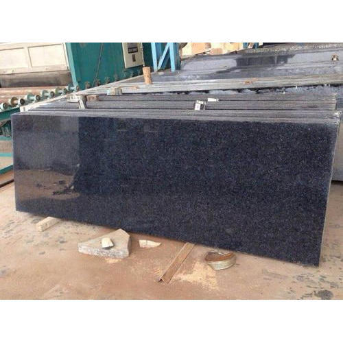 Indian Black Granite, Thickness: 10-200mm