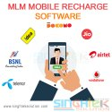 Mlm Mobile Recharge Software, India
