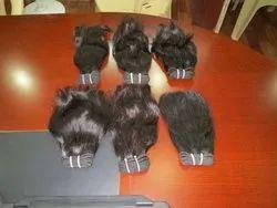 Human Hair Club Machine Weft Hair King