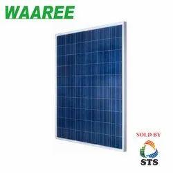 350W Waaree Solar Panel