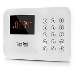 Security Burglar Alarm System