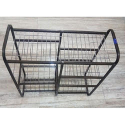 Stainless Steel Wall Mounted Dish Rack