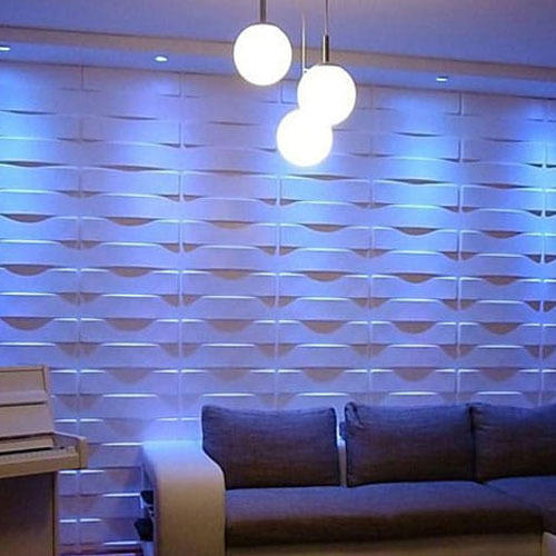 3d Wall Panels For Walls Rs 40, Wall Panels For Living Room India
