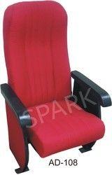 AD-108 Auditorium Push Back Chair