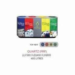 Quartz Dustbin