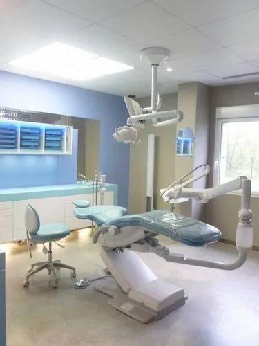 Dental Clinic Interior Designing In Memnagar Ahmedabad