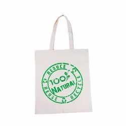 Recycled Cotton Bag, Capacity: 2 kg