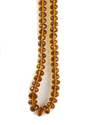 Citrine Roundel Shape Glowing Attractive Beads