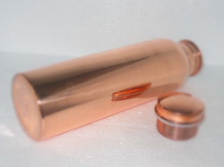 SK Copper Bottle