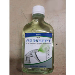 Air and Surface Sprayable Disinfectant Chemicals