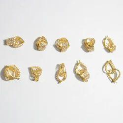 Elegant Gold Earring