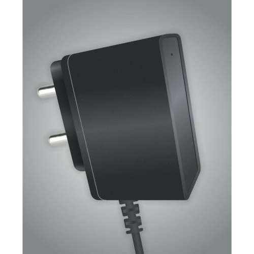 Black 1 amp Line Mobile Charger