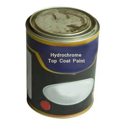 Top Coat Paint >> Hydrochrome Addition Coat
