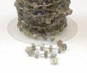 Gemstone Labradorite Chain