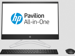HP All-In-One - 22-C0011il Desktop