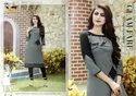 Aneri Vol 1-Vilohit Enterprise New Fashionable Heavy Rayon Kurtis