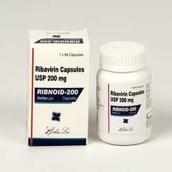 Ribavirin 200 Mg Capsules