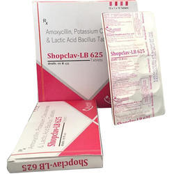 Amoxycillin Potassium Clavulanate  Bacillus Tablets