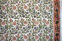 Hand Block Jaipuri Print Cotton Floral Fabric, For Garments, Gsm: 50-100