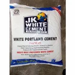 JK White Cement, 5 Kg