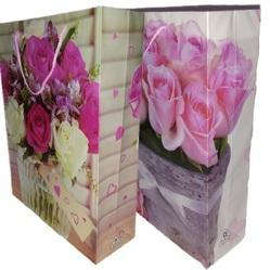 Shreeji Decoration Printed Plastic Gift Bag