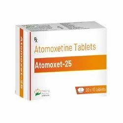 Atomoxetine 25 Mg Tablet