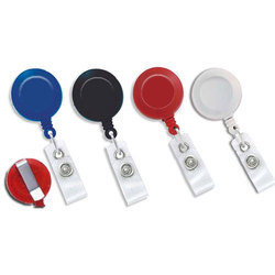 Round Yoyo Badge Reel