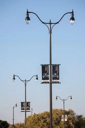 Street Light Poles - Electric Pole Manufacturer from Bengaluru