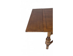 Dining Table With Drop Leaf French Country Extension