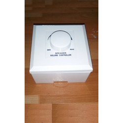 Speaker Volume Controller