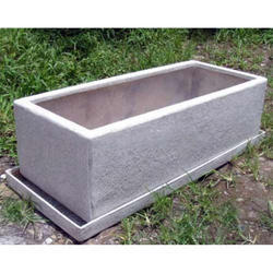 PL039 Granite Planter