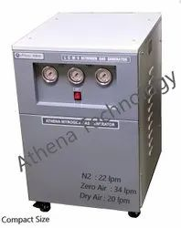 Nitrogen Generator for Gas Chromatographs