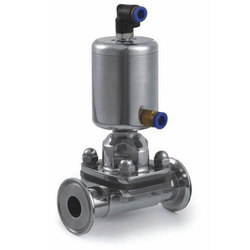 Pneumatic Actuated Diaphragm Valve