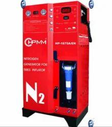 Nitrogen Air Filling Service