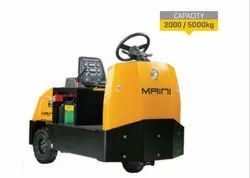 Electric Tow Tractors - Maini - Capacity 2000 - 5000 kg
