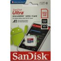 Sandisk 512gb Ultra Microsdxc Uhs-i Memory Card