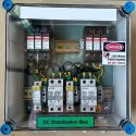 4-7 kW Solar Array DC Distribution Box